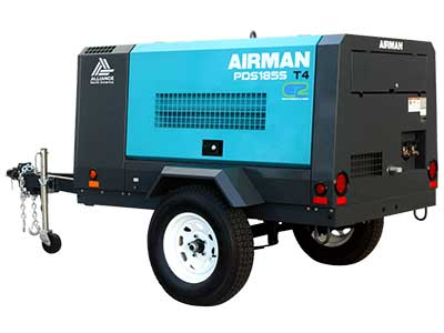Compressor rentals in the Plattsburgh and Saranac Lake New York areas