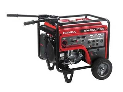 Generator rentals in the Plattsburgh and Saranac Lake New York areas
