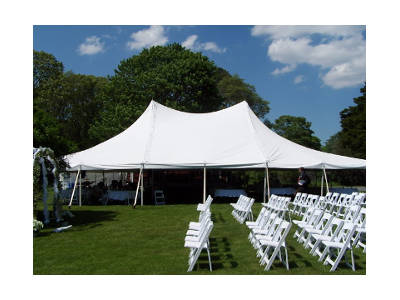 Tent rentals in the Plattsburgh and Saranac Lake New York areas