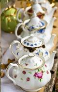 Where to rent Dish, Vintage China Teapot in Plattsburgh NY