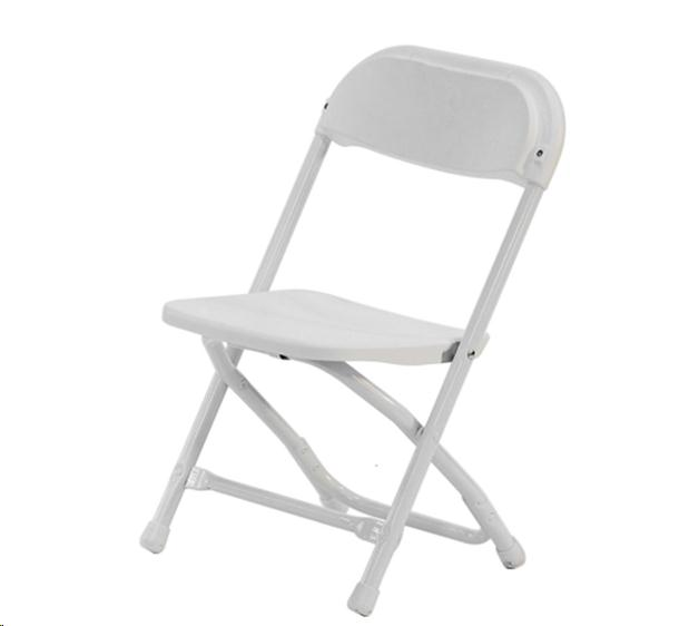 Where to find CHAIR, CHILDRENS FOLDING WHITE in Plattsburgh