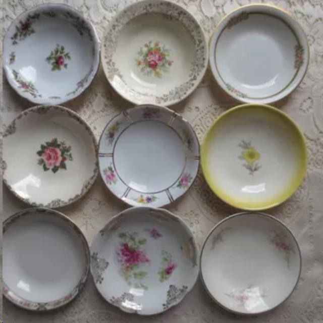 Where to find Dish, Vintage China Sm Fruit Dessert Bow in Plattsburgh