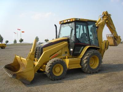 Where to find Backhoe, Loader 18-22k lb w  couplr in Plattsburgh