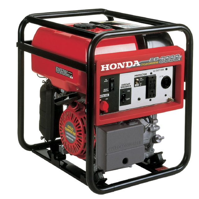 Where to find GENERATOR, 3K WATT HONDA in Plattsburgh