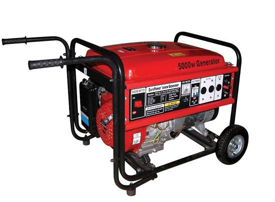 Where to find Generator, 4800-6000 watt portable in Plattsburgh