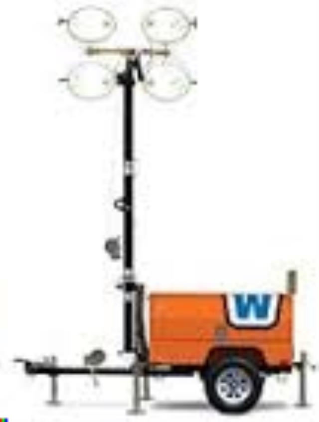 Where to find Light Tower, Diesel Tow 4000w in Plattsburgh