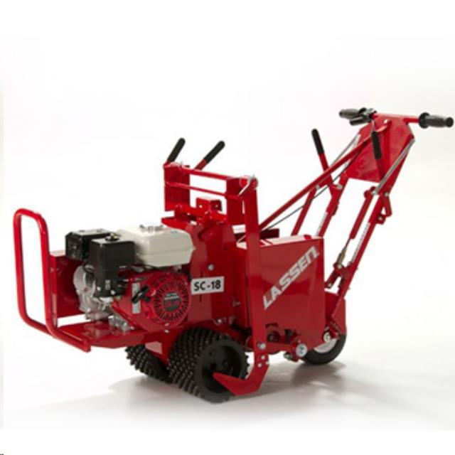 Where to find SOD CUTTER, 18  8HP in Plattsburgh