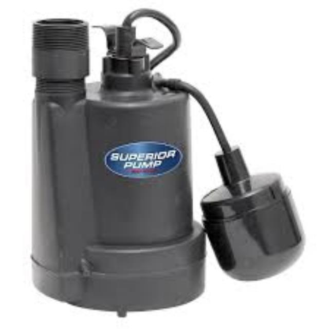 Where to find PUMP,SUBMERSIBLE 1 4 HP 2.5 AMP in Plattsburgh