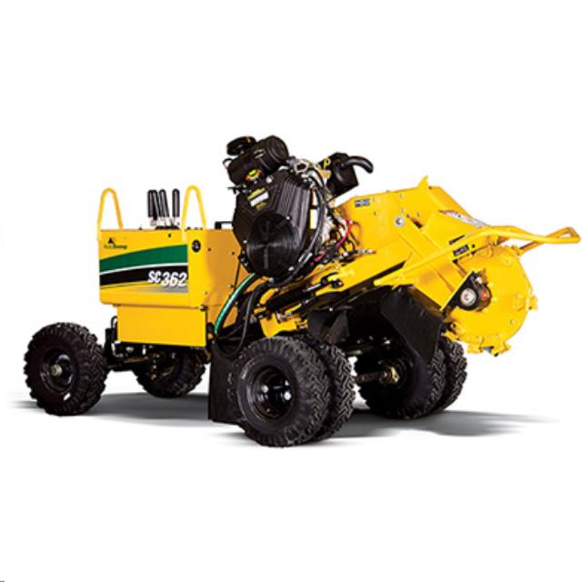 Where to find Grinder, stump propelled 38hp dsl in Plattsburgh