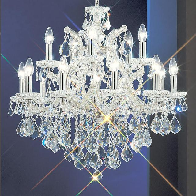 Where to find Tent, Chandelier, Crystal 16 Light in Plattsburgh