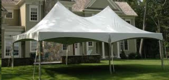 Where to find Tent, 20x40 Frame, 1 PC Aztec, White in Plattsburgh