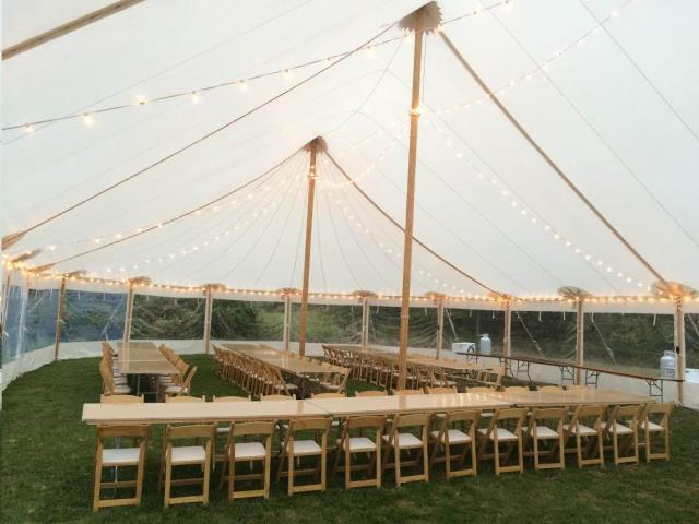 Where to find Tent Lights, Cafe Style, 44x123 Tidewate in Plattsburgh