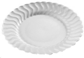 Rental store for Clear Dinner Plates, 9 in Plattsburgh NY