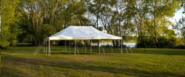Where to find Tent, 20x30 Canopy, Aztec, White in Plattsburgh
