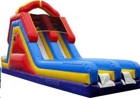 Where to find Bounce, Monster Dry Slide 35x13x18 in Plattsburgh