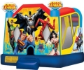 Where to rent Bounce, 4-in-1 Combo Justice League 20x1 in Plattsburgh NY