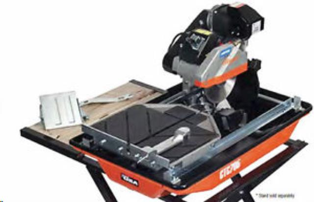 Where to find Saw, Tile 7  w  blade   stand in Plattsburgh