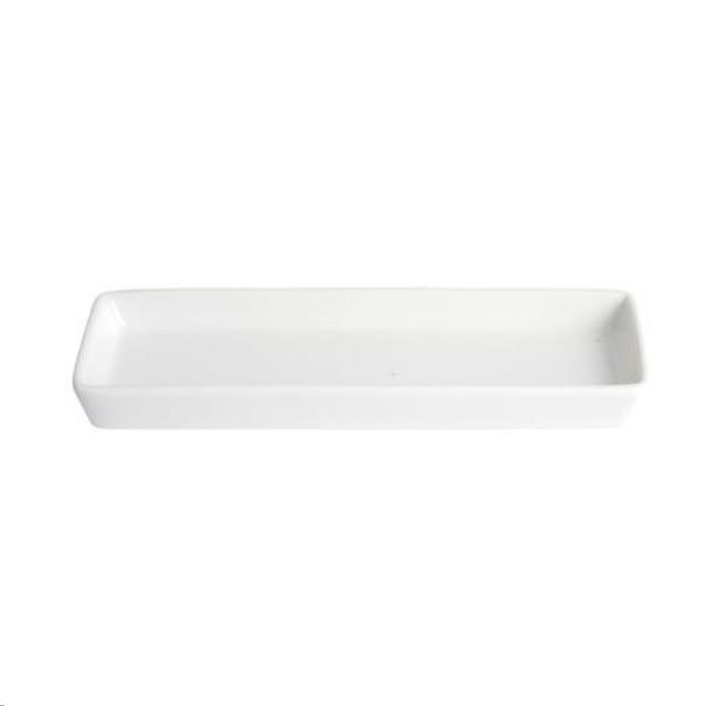 Where to find Dish, White Tray 8 x3 in Plattsburgh