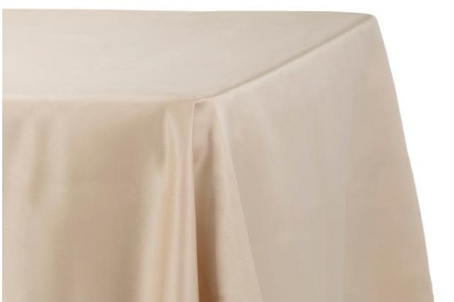 Where to find LINEN, 90 X132 , SATIN CHAMPAGNE in Plattsburgh