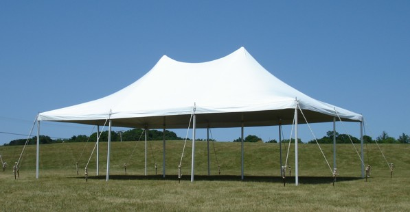 Where to find Tent, 20x30 Pole, Aztec, White in Plattsburgh