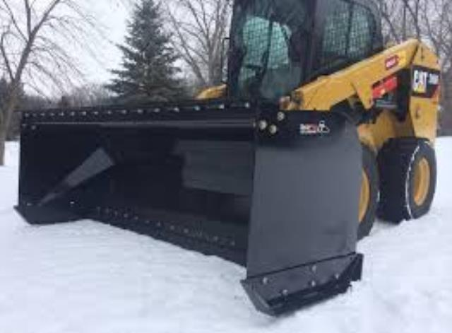 Where to find Pusher, snow 10  skidsteer in Plattsburgh