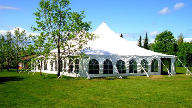 Where to find Tent Sidewall, 7 x30  Cathedral Window in Plattsburgh
