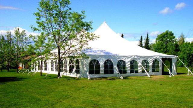 Where to find Tent Sidewall, 8 x20  Cathedral Window in Plattsburgh