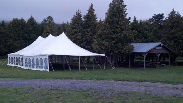 Where to find Tent, 30x60 Pole, 1PC Eureka, White in Plattsburgh