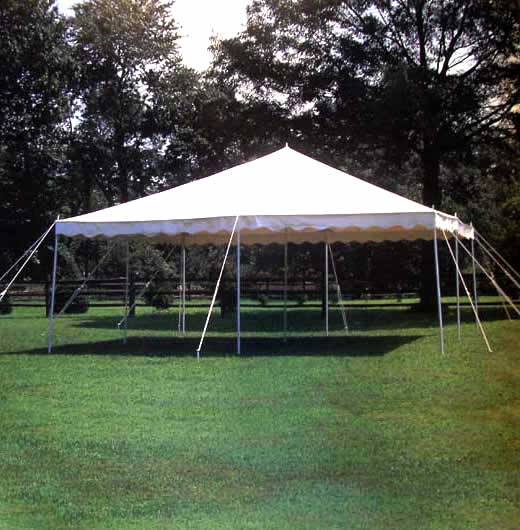 Where to find Tent, 20x20 Canopy, Eureka, White in Plattsburgh