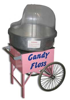 Where to find Cart for Cotton Candy Machine in Plattsburgh