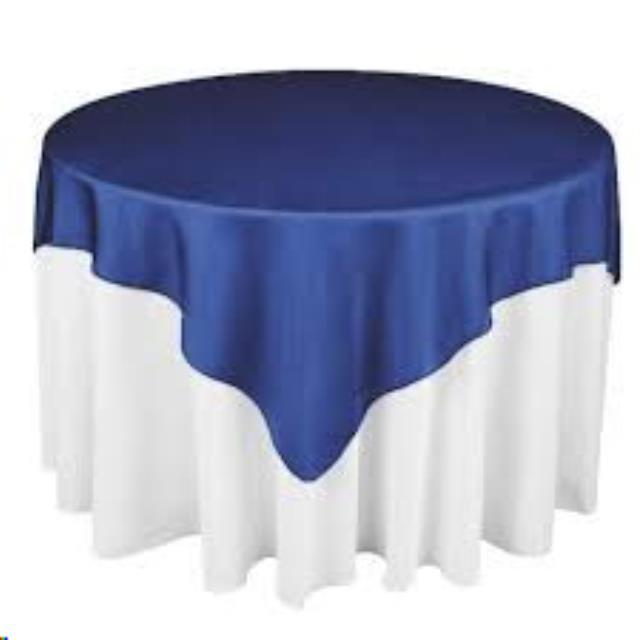 Where to find LINEN, 54 X54 , ROYAL BLUE in Plattsburgh