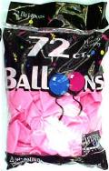 Rental store for BALLOONS 72CT HOT PINK in Plattsburgh NY