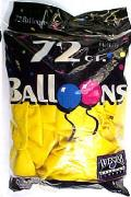 Rental store for BALLOONS 72CT YELLOW in Plattsburgh NY