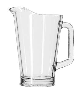 Where to find Glassware, Glass Pitcher, 60 oz in Plattsburgh