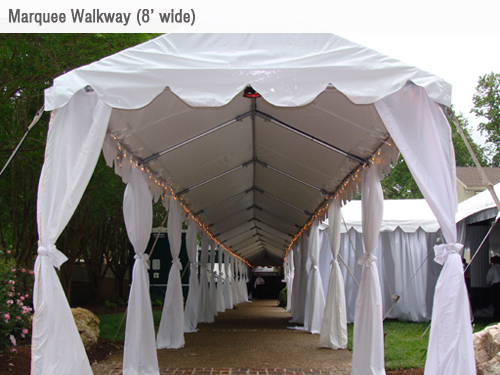Where to find Tent, Marquee, 8 x45 , Gable End in Plattsburgh