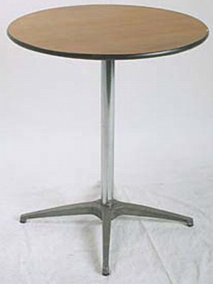 Where to find TABLE, COCKTAIL 36   ROUND X 42   TALL in Plattsburgh