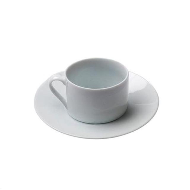 Where to find Dish, White Rim Coffee Saucer  20 in Plattsburgh