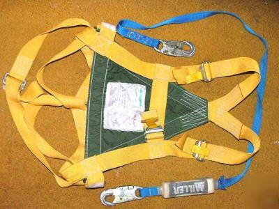 Where to find HARNESS SAFTEY W  LANYARD in Plattsburgh
