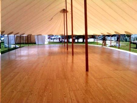 Where to find Wood Tent Flooring  Sq Ft in Plattsburgh