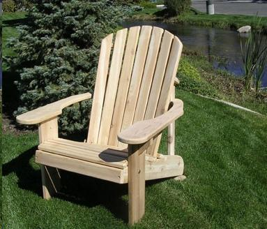 Where to find Adirondack Chair, Wood in Plattsburgh