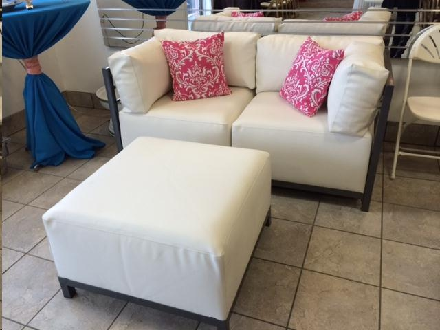 Where to find Lounge, Axis Ottoman w  cover in Plattsburgh
