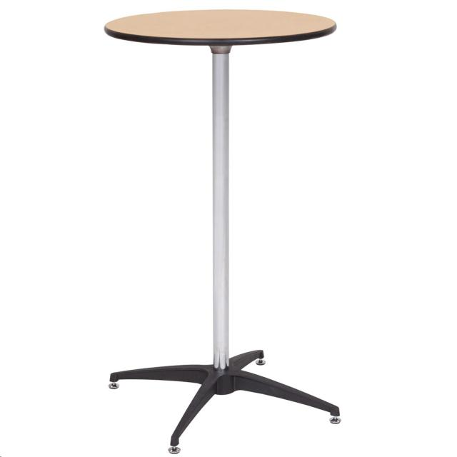 Where to find Table, Cocktail 24  Round x 42  Tall in Plattsburgh